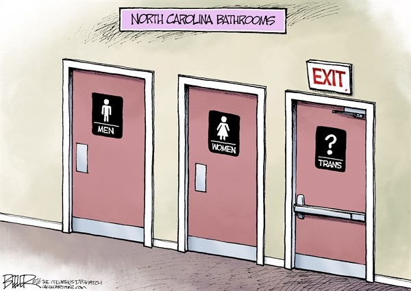 Discrimination beyond the bathroom health disparities - Transgender discrimination bathroom ...